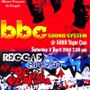 BBC Sound System: 3 April at Soho