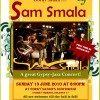 Sam Smala - Live in Concert: 13 June 2010