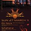 Splash Sunset Sessions V2 – 27 March 2011