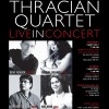 Thracian Quartet - Live in Concert: 2 & 3 July 2011
