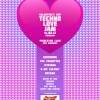 Techno Love Jam: 14 February 2013