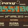 Bassface: 24 April 2013