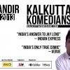 Kalkutta Komedians with VIR DAS: 26 June 2013