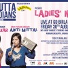 Kalkutta Komedians presents LADIES' NIGHT: 30 August 2013