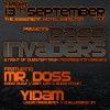 Bass Invaders at The Basement: 13 September 2013