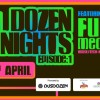 Dozen Nights with Funk Mechanic: 18 April 2014
