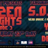 Dozen Nights with S.O.N.R.: 23 May 2014