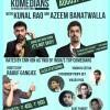Kalkutta Komedians with  Kunal Rao & Azeem Banatwalla: 14 August 2015