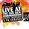 Live at The Big Ben: 2 June 2016
