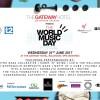 The World Music Day Festival: 21 June 2017