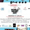 The World Music Day Festival: 21 June 2017