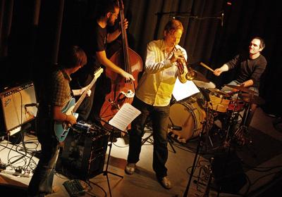 Frederik-Koster-Quartett