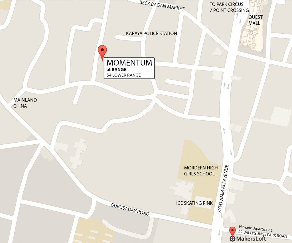 MOMENTUM-MAP